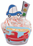 Wilton Wheels Cupcake Wraps n Pix