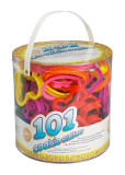 Wilton 101 Piece Cookie Cutter Set - TUBED