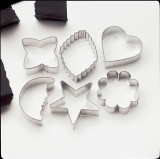 Wilton Classic Shapes Metal Cutter Set - 6 pc