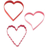 Wilton Hearts Cutter Set