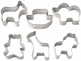 Wilton Noah's Ark Mini Metal Cutter Set