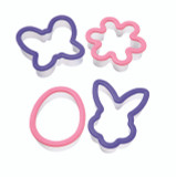 Wilton Easter Grippy Cookie Cutter Set
