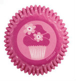Wilton Pink Party Mini Baking Cups