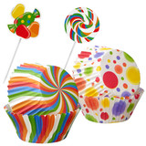 Wilton Cupcake Candy Combo Set