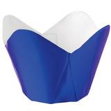 Wilton Blue Foil Pleated Baking Cups