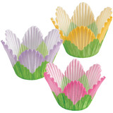 Wilton Assorted Petal Baking Cups