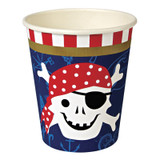 Meri Meri Ahoy There Pirate Cups