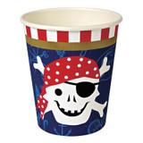 Meri Meri Ahoy There Pirate Cups