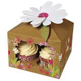 Meri Meri Little Garden Cupcake Box Large