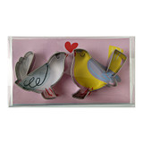 Meri Meri Love Birds Cookie Cutters