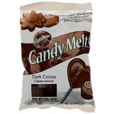 Wilton Candy Melts 340g - Dark Cocoa