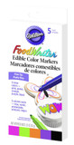 Wilton Foodwriter Set - Neon Colors Fine Tip