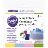 Wilton Garden Tone 4 Icing Color Set
