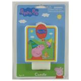 Peppa Pig Flat Candle