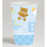Teddy Baby Blue Cups