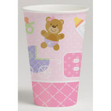 Teddy Baby Pink Cups