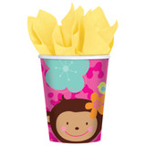 Monkey Love Cups