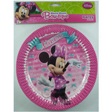 Minnie Mouse Paper Plates