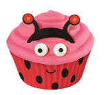 Wilton Lady Bug Cupcake Decorating Kit