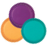 Wilton Assorted Jewel Mini Baking Cups