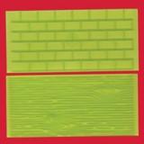 FMM Impression Set No.1 - Brick & Bark