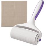 Wilton Pattern Embosser - Burlap/Fabric