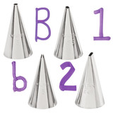 Wilton 4pc Writing Tip Set