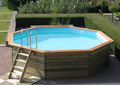 5m Octoo Wooden GardiPool