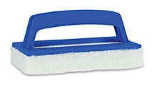 Scrubbing pad for Pool or Hot Tub