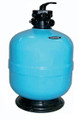 Lacron Pool Filter with Top Mount Valve