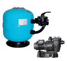 Lacron Filter and Lacronite Pump Package