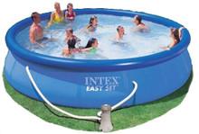 Intex 12ft x 36in deep easy set pool