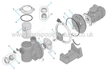 Buy Spare Parts For Sta Rite 5P6R Pool Pump