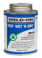 Wet or Dry Pool Pipe Cement Glue - For Solvent Weld