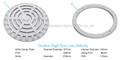 Buy Certikin High Flow Low Velocity Main Drain - Anti-Vortex