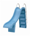 Straight Slide with Steps