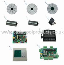 Spare Parts for HeatSeeker Heat Pumps