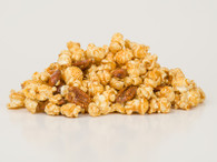 Caramel Corn with Almonds and Pecans