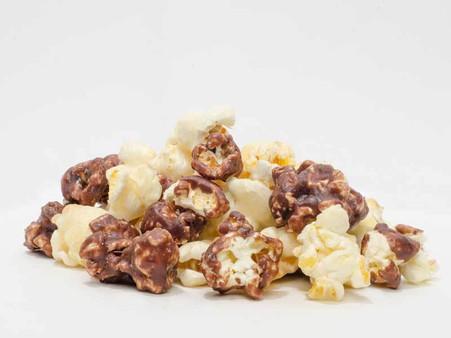 Root Beer Float Popcorn