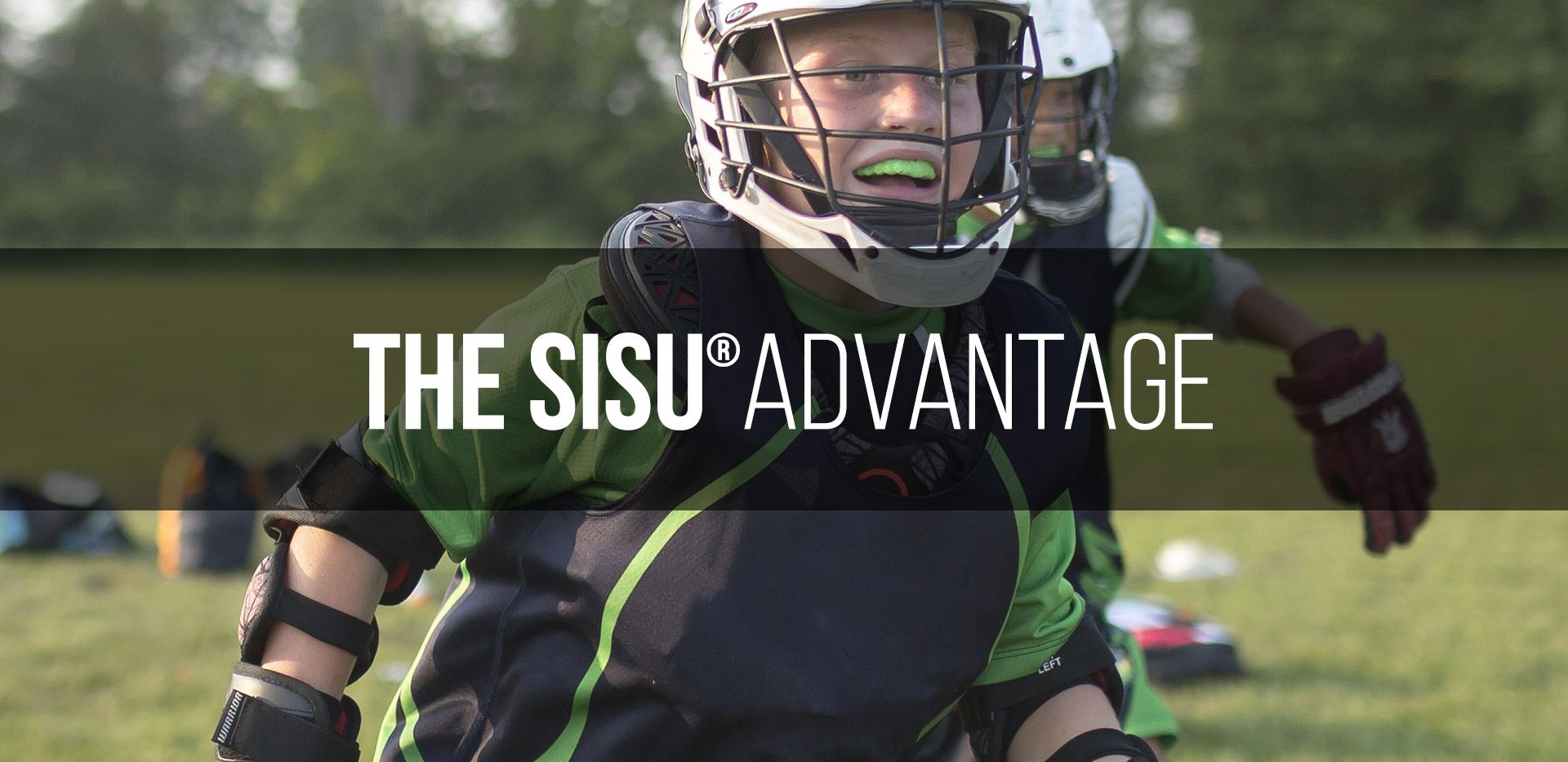 SISU Mouthguard benefits advantages