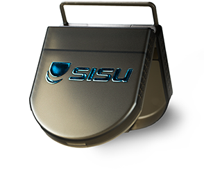 SISU Mouthguard Antimicrobial Storage Case