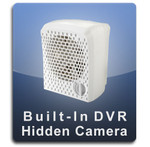 Built-In DVR Air Purifier Hidden Camera