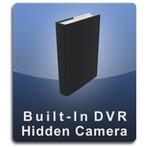 Book Safe DVR Series Hidden Nanny Camera  -  BOOK-DVR