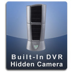 Built-In DVR Desk Fan Hidden Camera