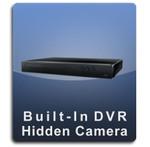 Built-In DVR DVD Player Hidden Camera