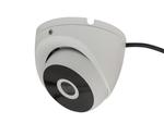 4-in-1 Analog/TVI/CVI/AHD 2 MegaPixel Outdoor White Turret Security Camera