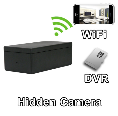 Wifi Series Hide It Yourself Hidden Spy Camera