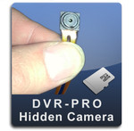 DVR PRO Series Do It Yourself Hidden Camera Kit with DVR