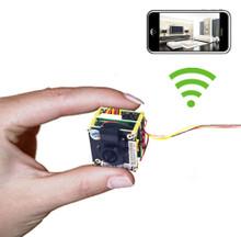 Hide it yourself hidden spy camera with dvr video recorder DIY kit