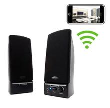 Computer Speakers Hidden Camera Spy Camera Nanny Cam Hidden Camera with WiFi DVR IP Live